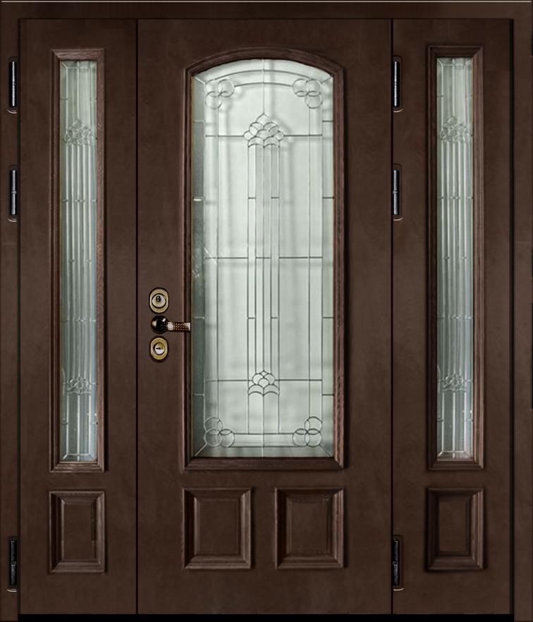 Входная металлическая дверь ДС3 6