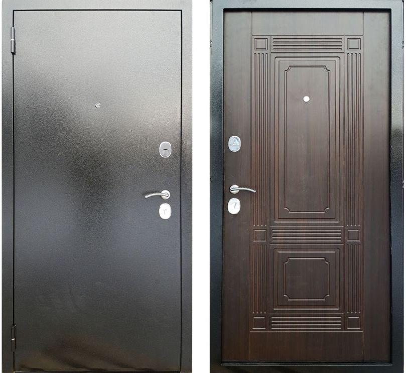 Дверь входная Рокка Эко Венге