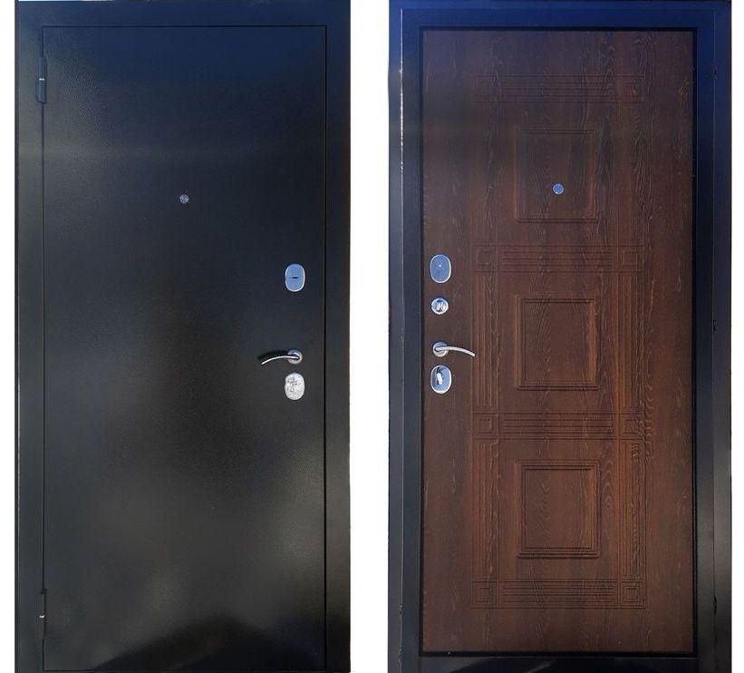 Дверь входная Венеция Дуб Венгерский