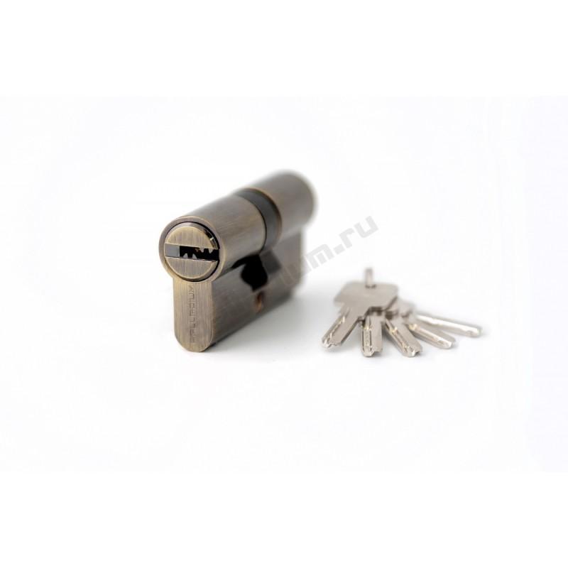 Цилиндровый механизм 60 C ET AB перфо к/к бронза PALLADIUM