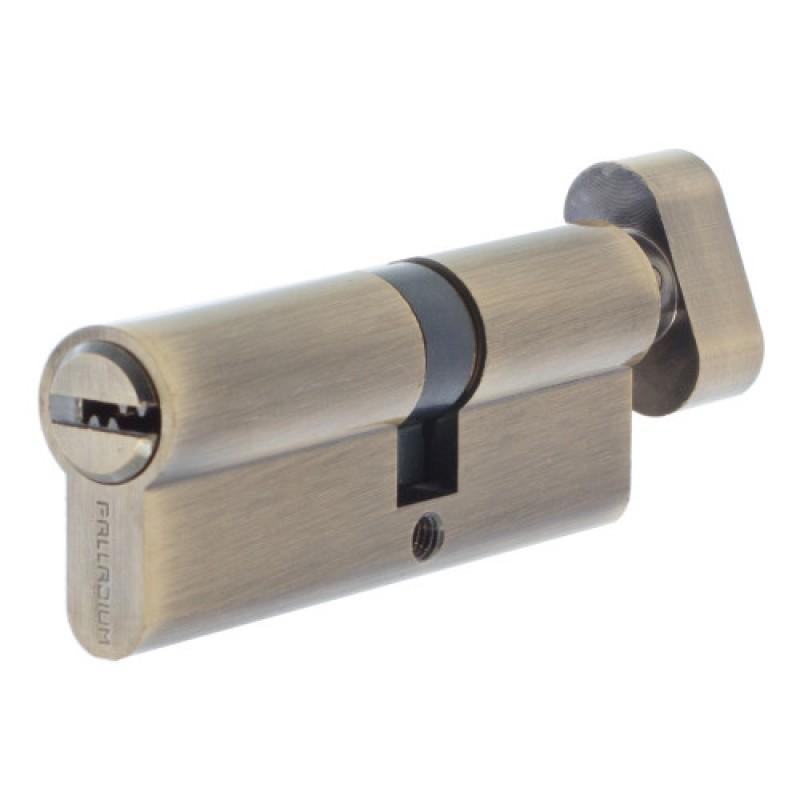 Цилиндровый механизм 70 (30х40) C BK AB PALLADIUM