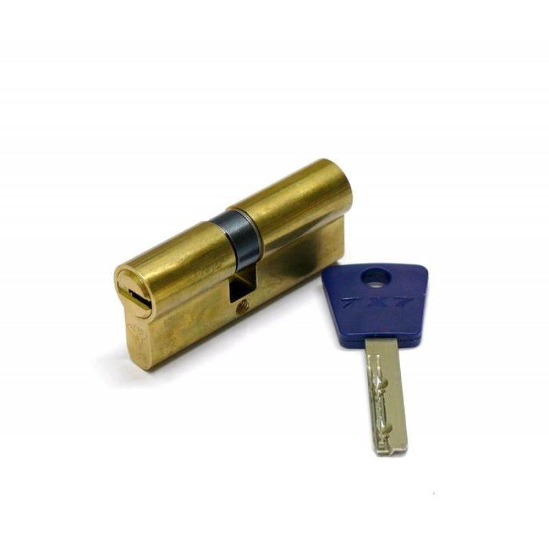 Цилиндр (7х7) L 71 Ф (33х38) к/к латунь