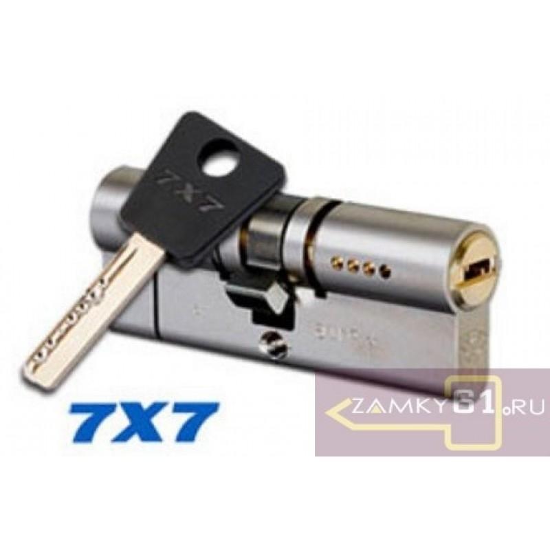Цилиндр INTEGRATOR BSE L 76 Ш d30 (33х43) к\к никель