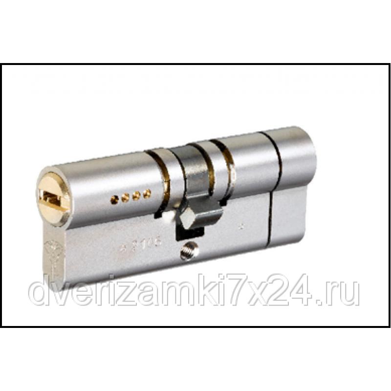 Цилиндр (7х7) L 76 ТФ (33Тх43) к/верт латунь