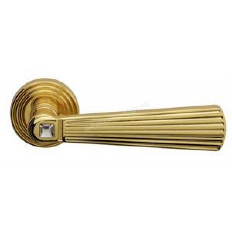 Ручка дверная OPERA Swarovski 1056 RO 112 OZ