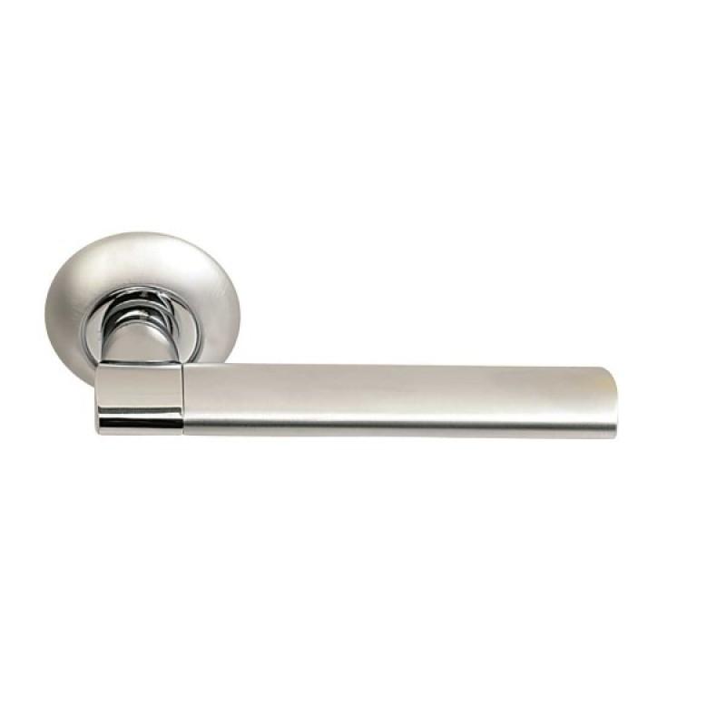 Ручка  дверная ARCHIE S010  119 99 (мат. никель) 51806