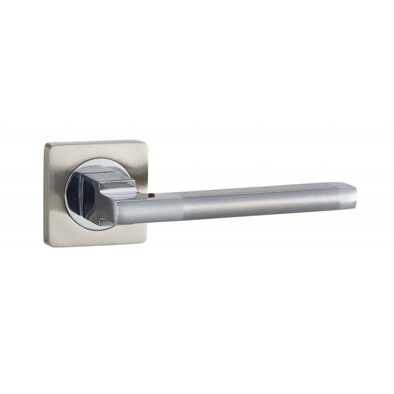 """Ручка дверная """"Vantage"""" V53D AL (мат. никель)"""