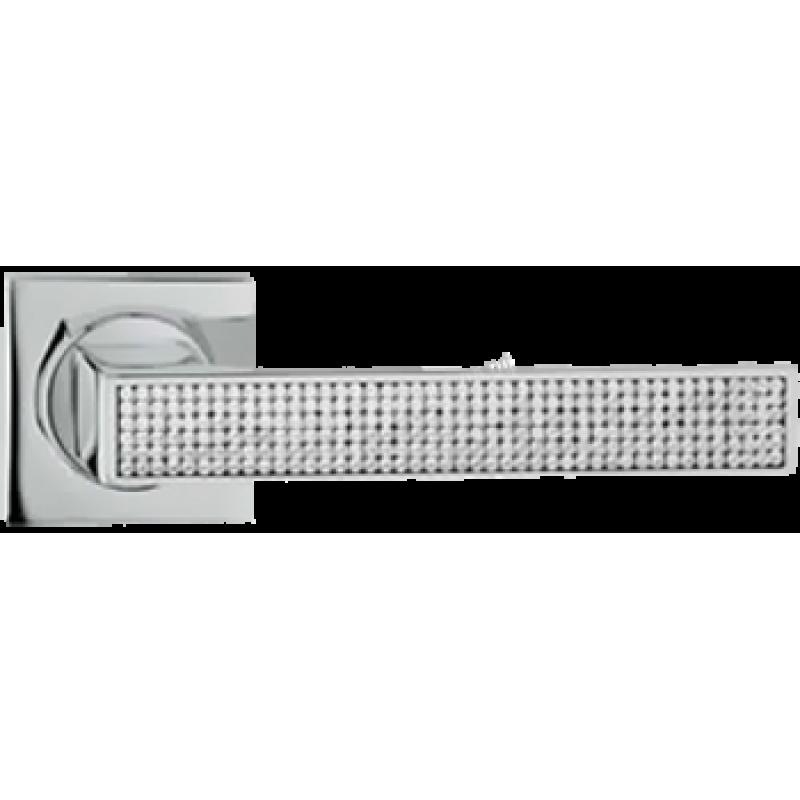 Ручка дверная ZEN Swarovski 1156 RO 093 CR