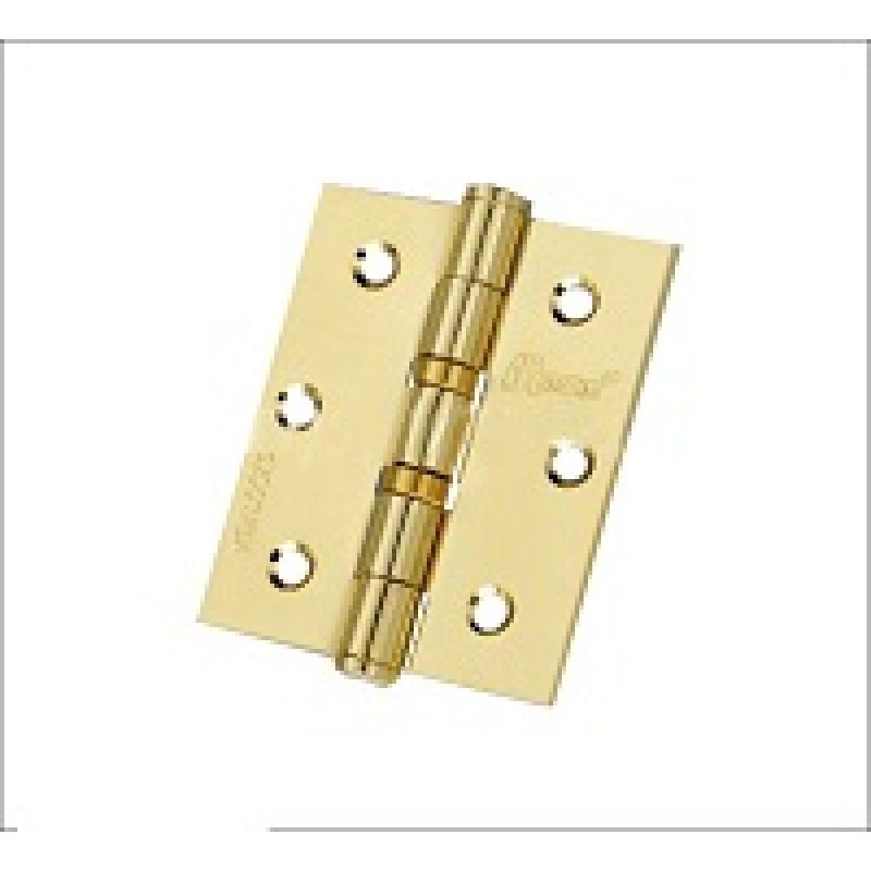 Петля универсальная 3х2,5х2,5 3I PB золото MSM