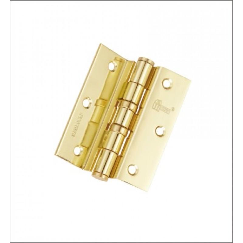 Петля универсальная б/к 4х3х2,5 4IW PB золото