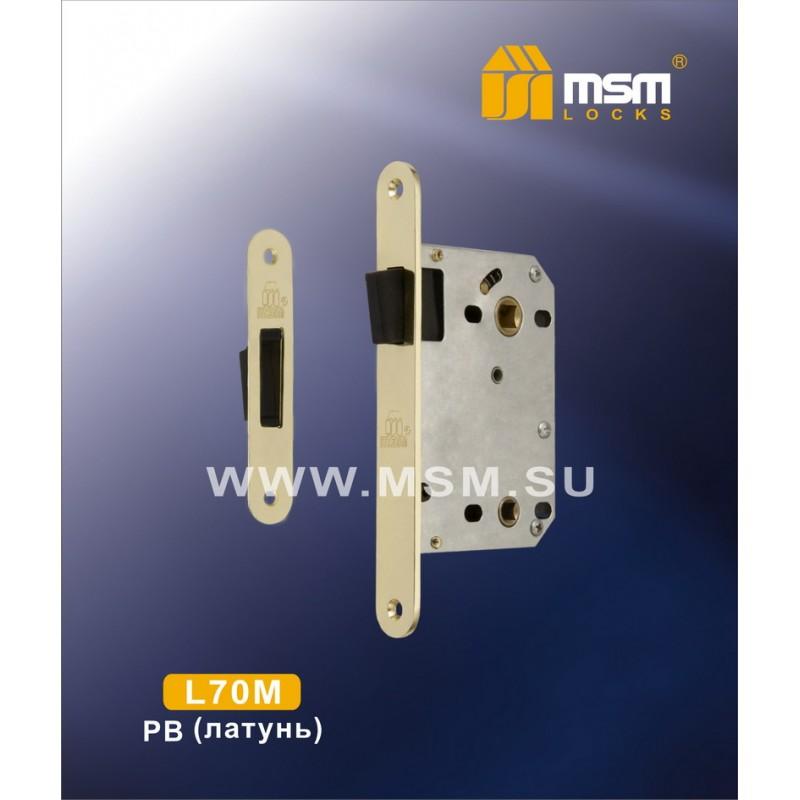 Внутренний механизм L 70M PB золото MSM