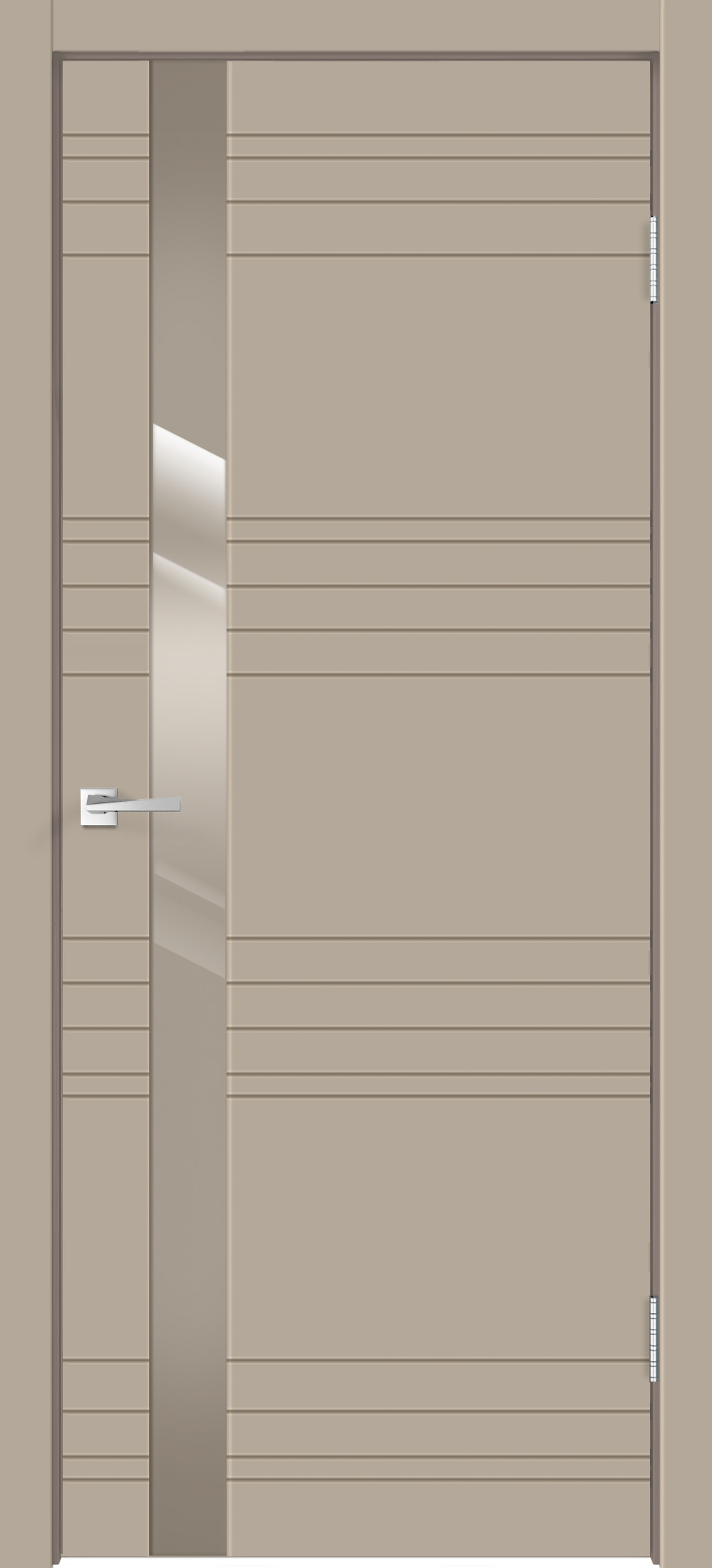 Двери SCANDI N Z1 - Цветное стекло глянец