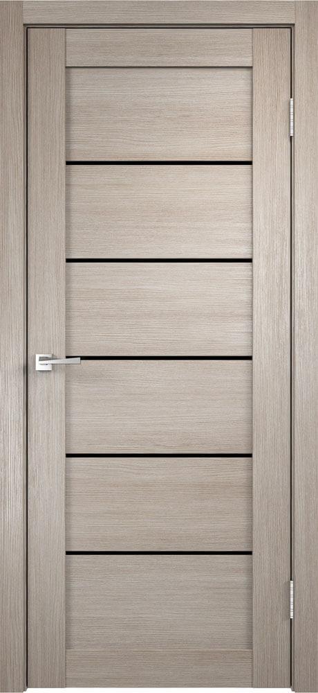 Двери LINEA 1 - Лакобель черное
