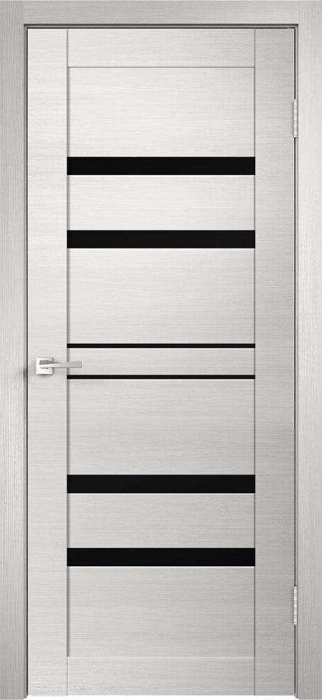 Двери LINEA 6 - Лакобель черное