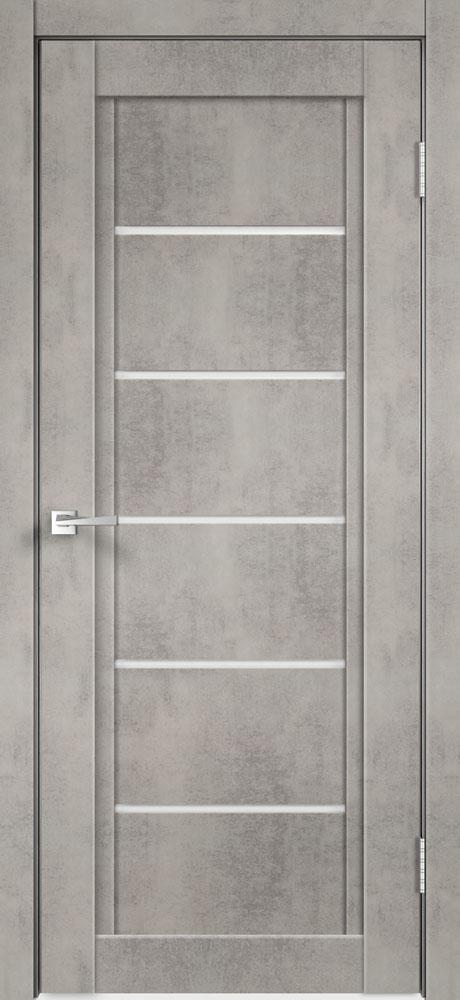 Двери NEXT 1 - Лакобель белое