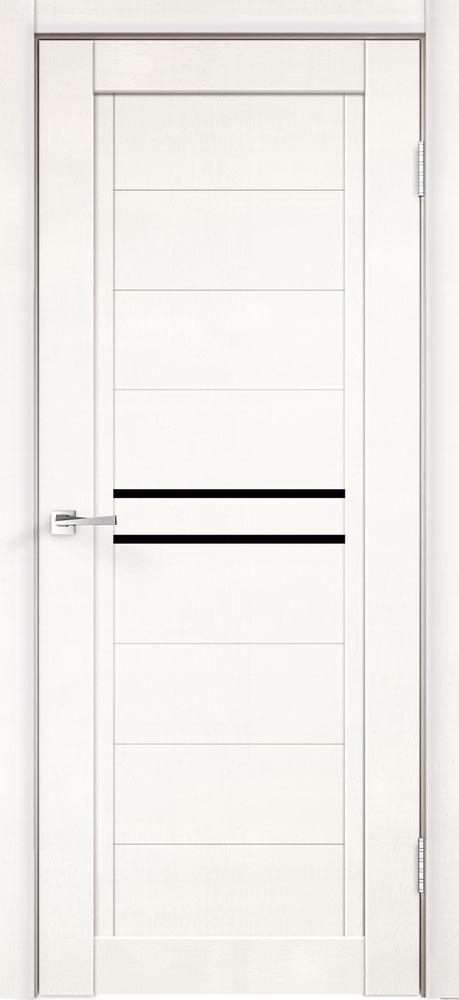 Двери NEXT 2- Лакобель черное