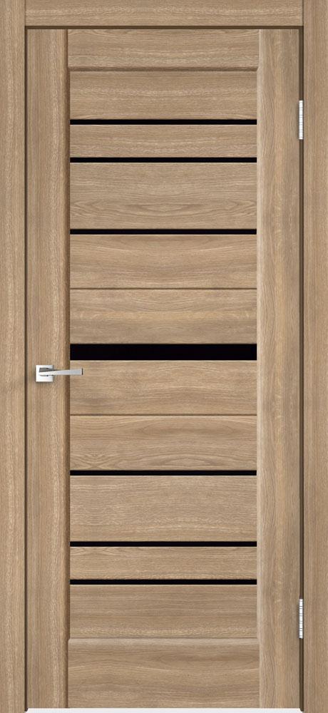 Двери PREMIER 20 - Лакобель черное