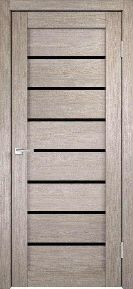 Двери Unica 1 - Лакобель черное