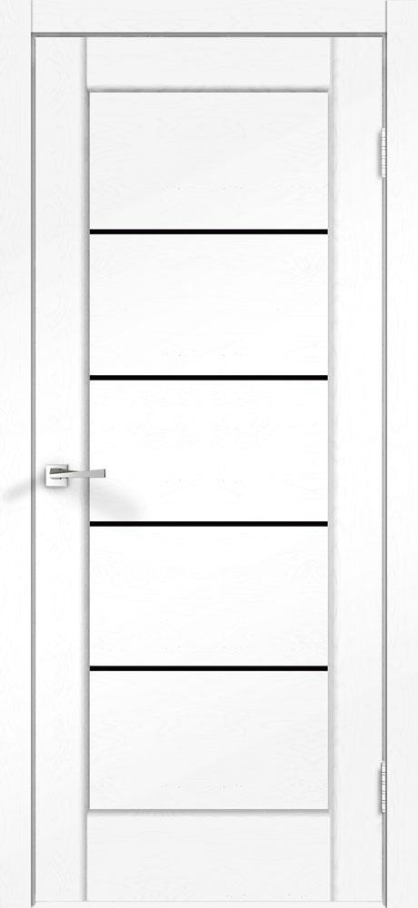 Двери PREMIER 1 SOFT TOUCH - Лакобель черное