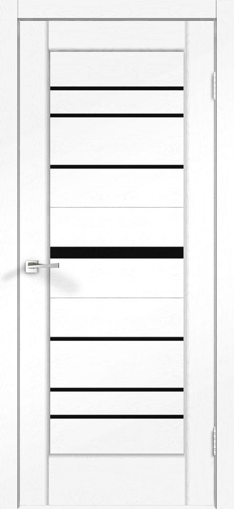Двери PREMIER 20 SOFT TOUCH - Лакобель черное
