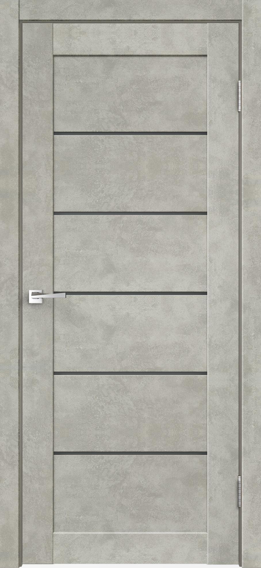 Двери LOFT 1 - Мателюкс графит