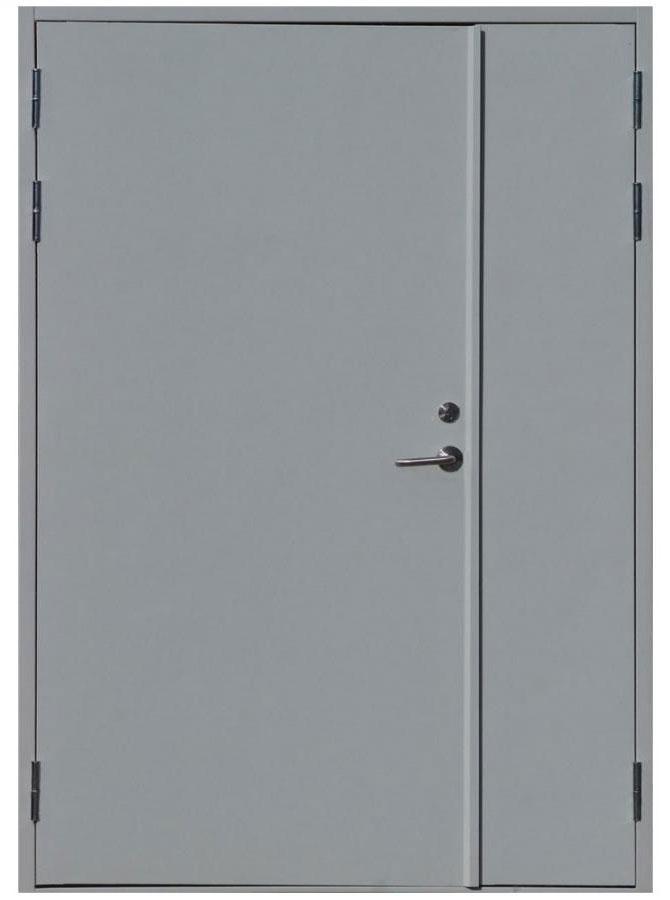 Дверь противопожарная двупольная ДПМ-02 (EIS-60)